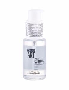 L´Oreal Paris Tecni Art Liss Control+ Serum Cosmetic 50ml Plaukų stiprinimo priemonės (fluidai, losjonai, kremai)