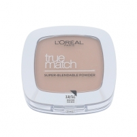 L´Oreal Paris True Match Super Blendable Powder Cosmetic 9g C3 Rose Beige Pudra veidui