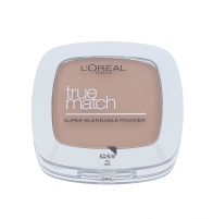 L´Oreal Paris True Match Super Blendable Powder Cosmetic 9g D6-W6 Honey Pudra veidui