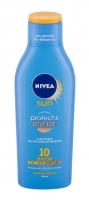 Losjonas Nivea Sun Protect & Bronze Sun Waterproof 200ml SPF10 Saulės kremai