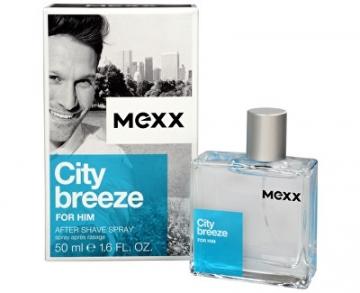 Losjonas po skutimosi Mexx City Breeze For Him After Shave 50 ml Losjonai balzamai