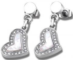 Lotus Style Dámské náušnice z oceli LS1670-4/1 Earrings