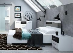 Lova Dubaj Bedroom furniture collection Dubaj