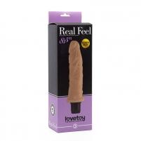 Love Toy Real feel 8.5 vibratorius Valdovas Penio formos vibratoriai