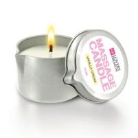 Žvakė LoversPremium Massage Candle Išdykę niekučiai
