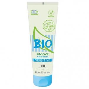 Lubrikantas Hot Bio - sensitive (150 ml)