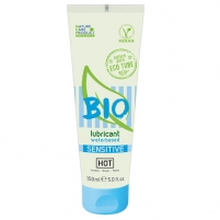 Lubrikantas Hot Bio - sensitive (150 ml) Смазки
