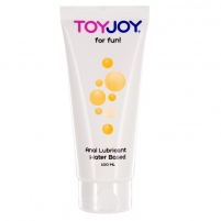 Lubrikantas Toy Joy analinis - vandens pagrindo (100 ml)