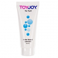 Lubrikantas Toy Joy analinis - vandens pagrindo (100 ml) Смазки