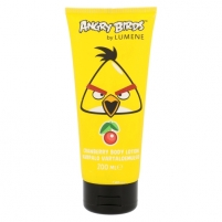 Lumene Angry Birds Cranberry Body Lotion Cosmetic 200ml