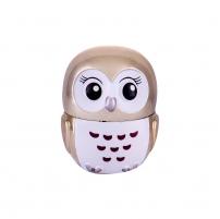 Lūpų balzamas 2K Lovely Owl Vanilla Glow Metallic 3g