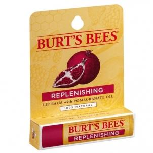 Lūpų balzamas Burt´s Bees (Replenishing Pomegranate Lip Balm) 4,25 g Blizgesiai lūpoms