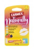 Lūpų balzamas Carmex Naturally Berry Lip Balm 4,25g Blizgesiai lūpoms