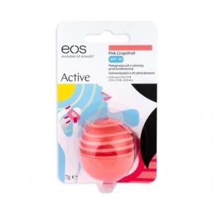 Lūpų balzamas EOS Lip Balm SPF30 Cosmetic 7g Shade Pink Grapefruit Blizgesiai lūpoms