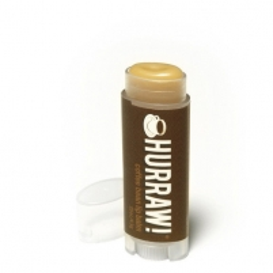 Lūpų balzamas Hurraw! (Coffee Bean Lip Balm) 4,3 g Blizgesiai lūpoms