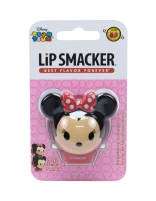 Lūpų balzamas Lip Smacker Disney Strawberry Lollipop Minnie Mouse 7,4g Blizgesiai lūpoms