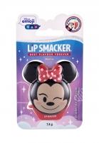 Lūpų balzamas Lip Smacker Disney StrawberryLe-Bow-nade Minnie Mouse 7,4g Blizgesiai lūpoms