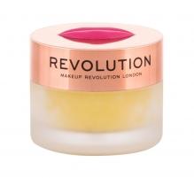 Lūpų balzamas Makeup Revolution London Sugar Kiss Pineapple Crush Lip Scrub 15g Blizgesiai lūpoms