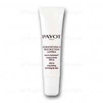 Lūpų balzamas Payot Hydratation 24 Protection Lips SPF10 Cosmetic 15ml Blizgesiai lūpoms
