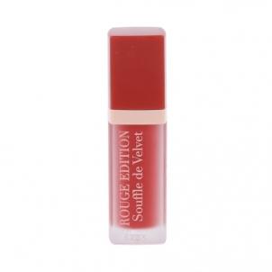 Lūpų blizgesys BOURJOIS Paris Rouge Edition Souffle de Velvet Cosmetic 7,7ml Shade 08 Carameli Melo