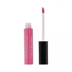 Lūpų blizgesys Makeup Revolution Euphoria (Lip Euphoria Fate) 7 ml Blizgesiai lūpoms