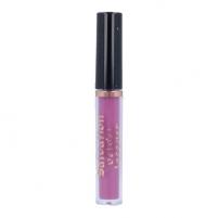 Lūpų blizgesys Makeup Revolution London Salvation Velvet Lip Lacquer Cosmetic 2ml Shade Keep Lying For You Blizgesiai lūpoms