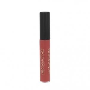 Lūpų blizgesys Makeup Revolution London Lip Euphoria Lip Colour Cosmetic 7ml Shade Aura Blizgesiai lūpoms