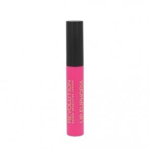Lūpų blizgesys Makeup Revolution London Lip Euphoria Lip Colour Cosmetic 7ml Shade Destiny Blizgesiai lūpoms