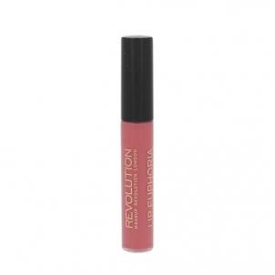 Lūpų blizgesys Makeup Revolution London Lip Euphoria Lip Colour Cosmetic 7ml Shade Fate Blizgesiai lūpoms