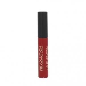 Lūpų blizgesys Makeup Revolution London Lip Euphoria Lip Colour Cosmetic 7ml Shade Rebirth Blizgesiai lūpoms