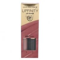 Lūpų blizgesys Max Factor Lipfinity Lip Colour 24 HRS Cosmetic 4,2g Shade 015 Ethera