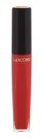 Lūpų blizgis Lancôme L Absolu 144 Rouge Artiste Velvet Matte Intense Color Orange 8ml Blizgesiai lūpoms