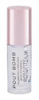 Lūpų blizgis Makeup Revolution London Pout Bomb Glaze Transparent 4,6ml Blizgesiai lūpoms
