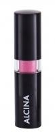 Lūpų dažai ALCINA Pearly Lipstick 01 Pink Lipstick 4g Lūpų dažai