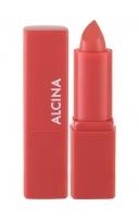 Lūpų dažai ALCINA Pure Lip Color 04 Poppy Red 3,8g Lūpų dažai
