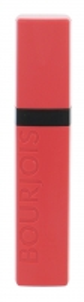 Lūpų dažai BOURJOIS Paris Rouge Laque Liquid Lipstick Cosmetic 6ml Shade 01 Majes´pink