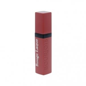 Lūpų dažai BOURJOIS Paris Rouge Laque Liquid Lipstick Cosmetic 6ml Shade 03 Jolie Brune