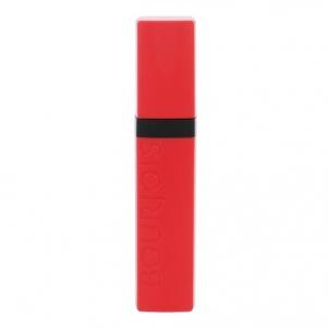 Lūpų dažai BOURJOIS Paris Rouge Laque Liquid Lipstick Cosmetic 6ml Shade 06 Framboiselle Lūpų dažai