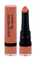 Lūpų dažai BOURJOIS Paris Rouge Velvet 01 Hey Nude! The Lipstick Lipstick 2,4g Lūpų dažai
