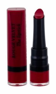 Lūpų dažai BOURJOIS Paris Rouge Velvet 11 Berry Formidable The Lipstick Lipstick 2,4g Lūpų dažai
