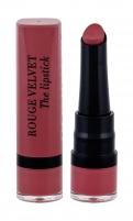 Lūpų dažai BOURJOIS Paris Rouge Velvet 13 Nohalicious The Lipstick Lipstick 2,4g Lūpų dažai