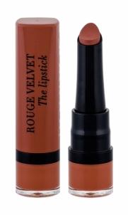 Lūpų dažai BOURJOIS Paris Rouge Velvet 16 Caramelody The Lipstick Lipstick 2,4g Lūpų dažai