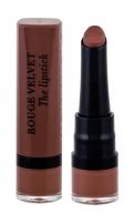 Lūpų dažai BOURJOIS Paris Rouge Velvet 23 Taupe Of Paris The Lipstick Lipstick 2,4g