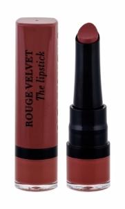 Lūpų dažai BOURJOIS Paris Rouge Velvet 24 Pari´sienne The Lipstick Lipstick 2,4g Lūpų dažai