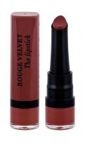 Lūpų dažai BOURJOIS Paris Rouge Velvet 24 Pari´sienne The Lipstick Lipstick 2,4g