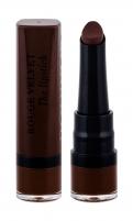 Lūpų dažai BOURJOIS Paris Rouge Velvet 25 Maca´brown The Lipstick Lipstick 2,4g Lūpų dažai
