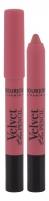 Lūpų dažai BOURJOIS Paris Velvet The Pencil 04 Amou-Rose Pink 3g Lūpų dažai