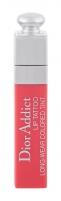 Lūpų dažai Christian Dior Dior Addict 251 Natural Peach Lip Tatoo Lipstick 6ml Lūpų dažai