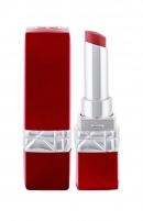 Lūpų dažai Christian Dior Rouge Dior 485 Ultra Lust Ultra Rouge Lipstick 3,2g Lūpų dažai