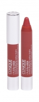 Lūpų dažai Clinique Chubby Stick 07 Super Strawberry 3g (testeris) Lūpų dažai